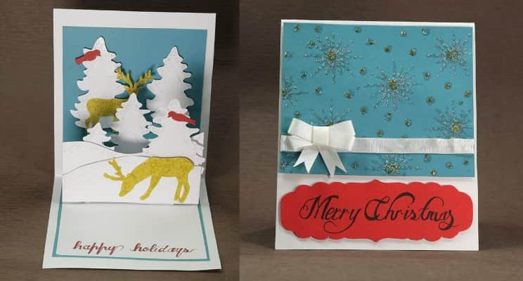 happy christmas cards