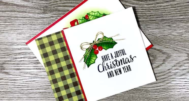 Readymade Christmas Cards