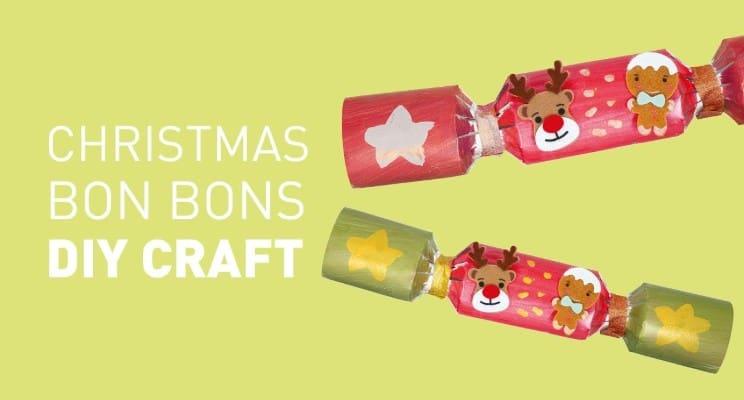 Christmas Crackers Crafts