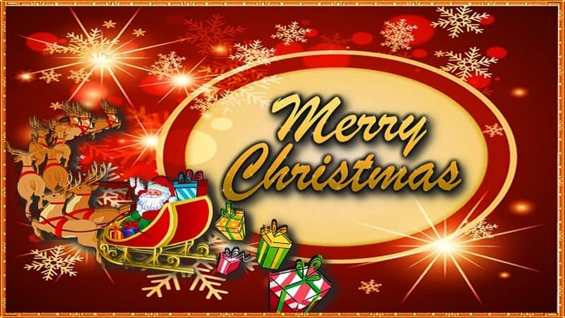 Merry Christmas Greetings 2018, Happy Christmas Day Greetings Pictures