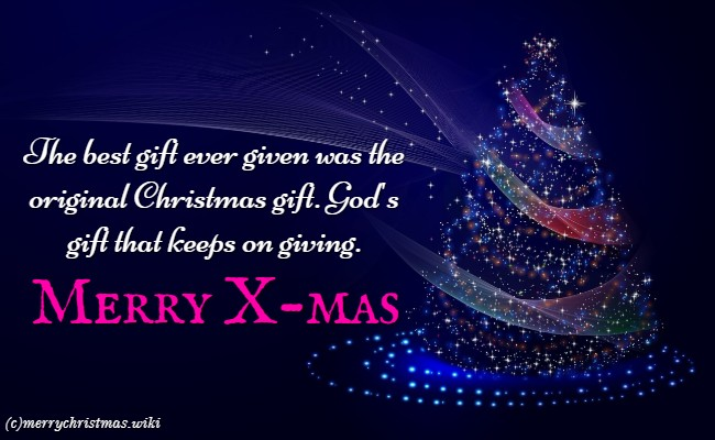 Merry Christmas SMS Messages