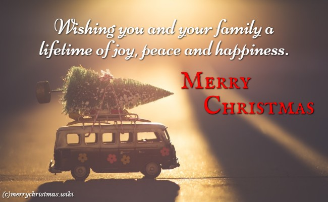 Merry Christmas Messages For Him