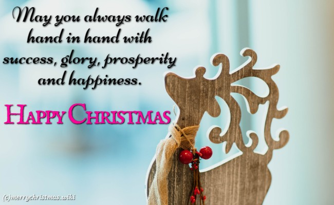 Christmas Messages For love