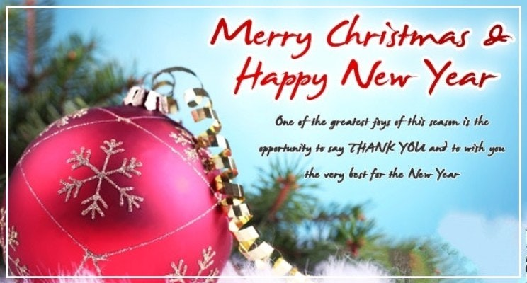 Download Christmas And New Year Wishes 2020