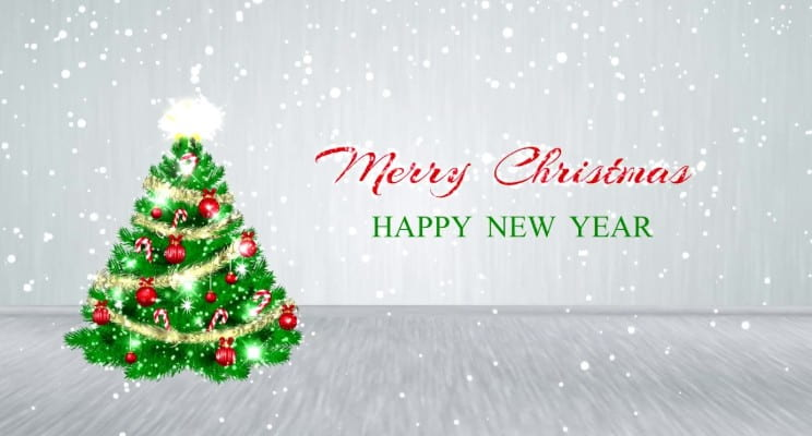 50 Beautiful Merry Christmas And Happy New Year Pictures: Merry Christmas And Happy New Year 2020 Wishes Images And