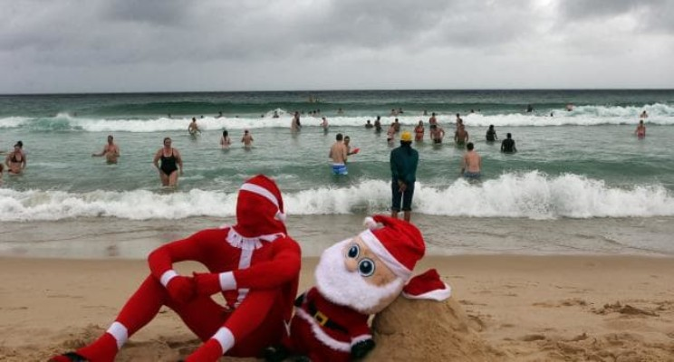 Christmas Tradition in Australia