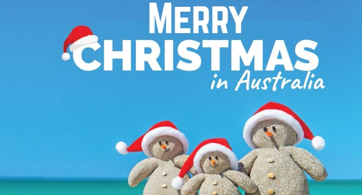 merry christmas in australia australian christmas traditions