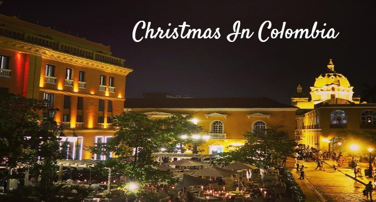 Christmas In Colombia.Christmas In Colombia Celebration Traditions Of