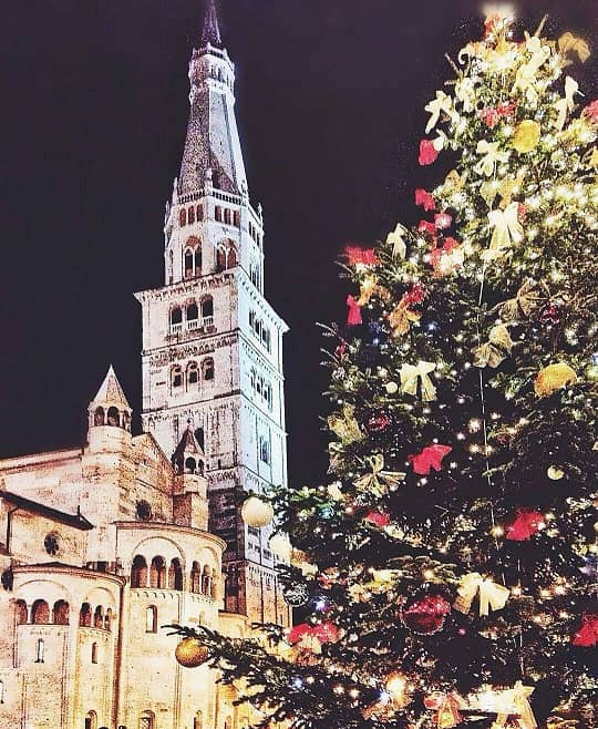 Christmas Celebration in Italy