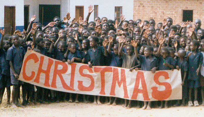 Christmas traditions in kenya