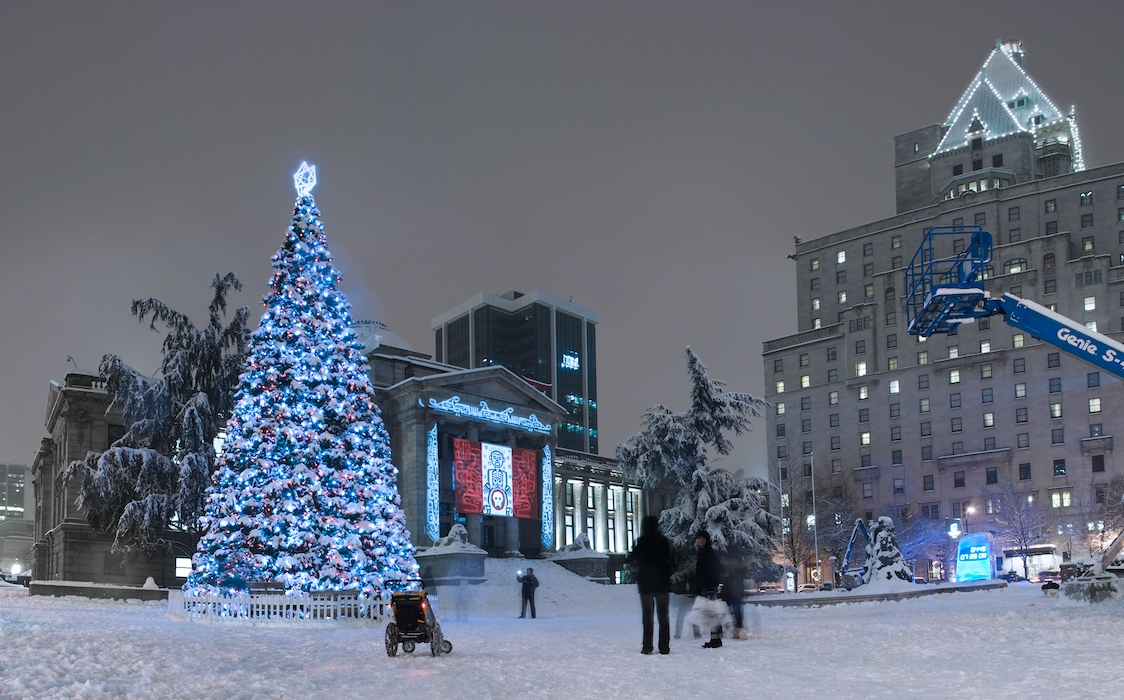 Celebration & Traditions Of Merry Christmas in Canada