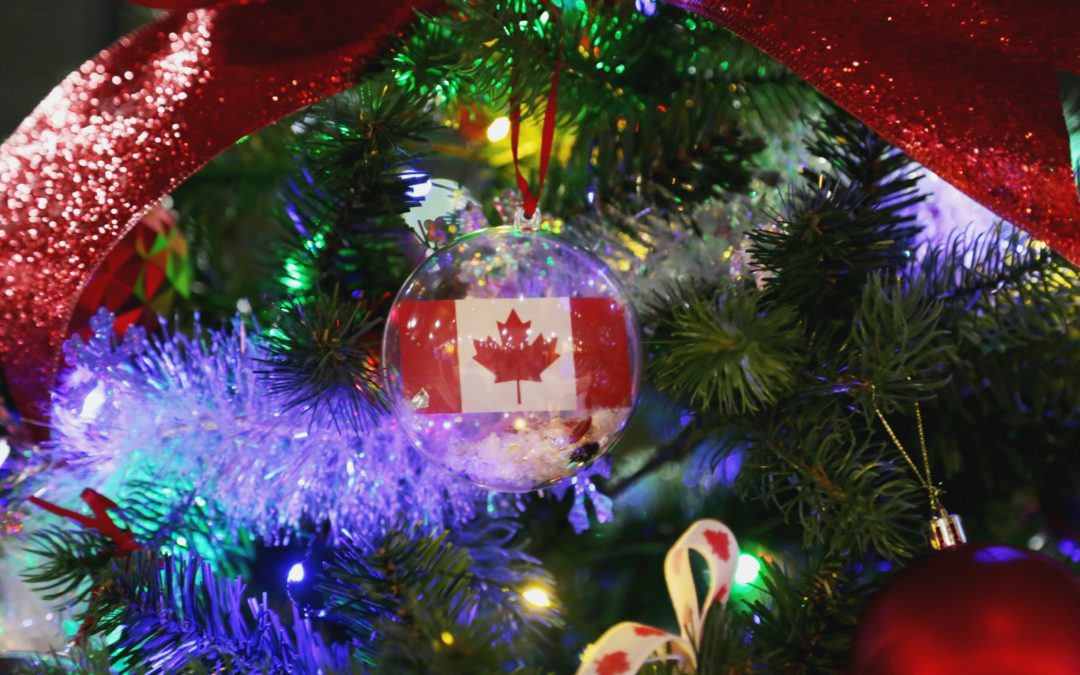 Merry Christmas In Canada