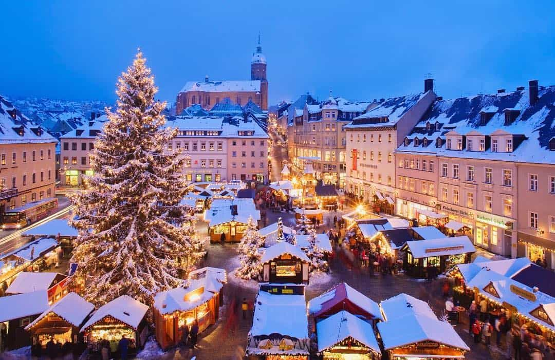 Enjoy this year Merry Christmas in Germany