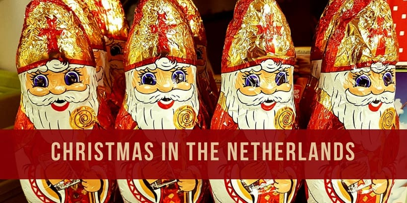 christmas in netherlands