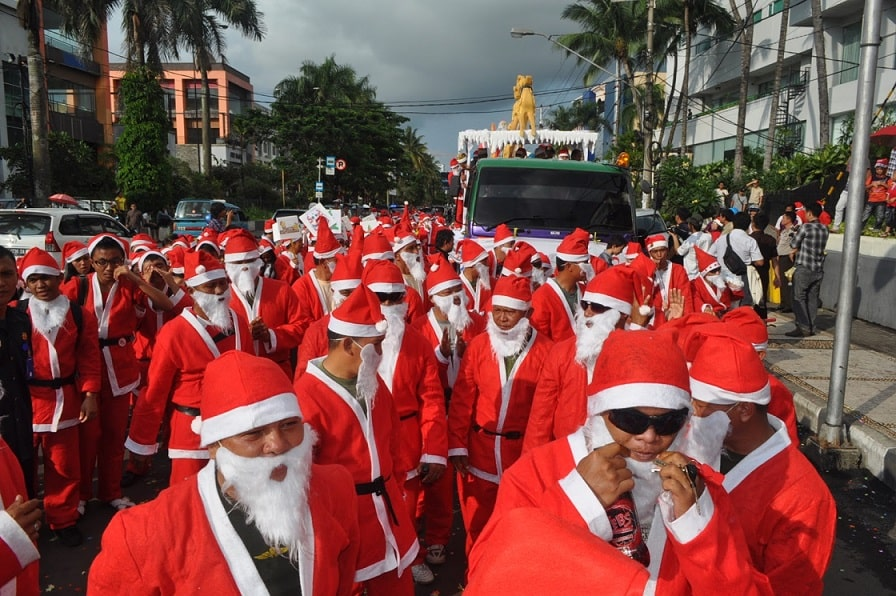 How to Celebrate Christmas in Indonesia