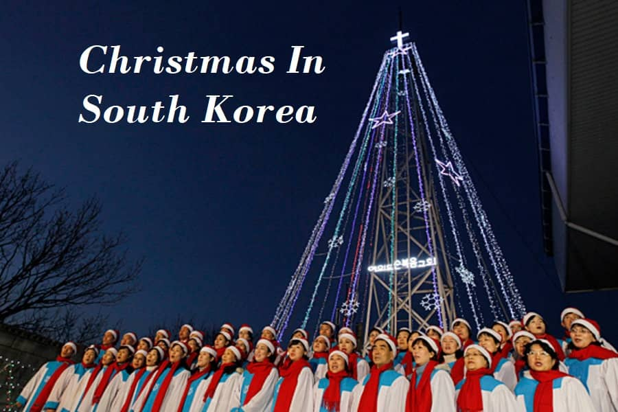 Christmas In South Korea