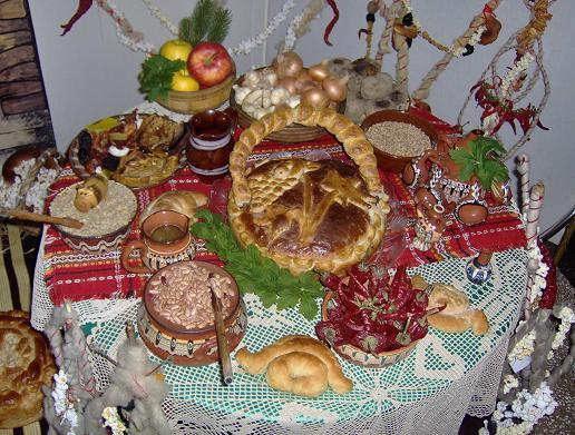Christmas Tradition in Bulgaria