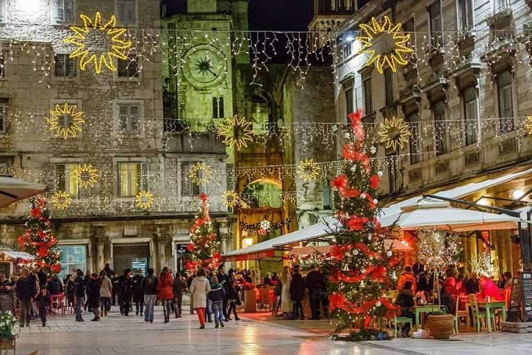 How to Celebrate Christmas in Croatia