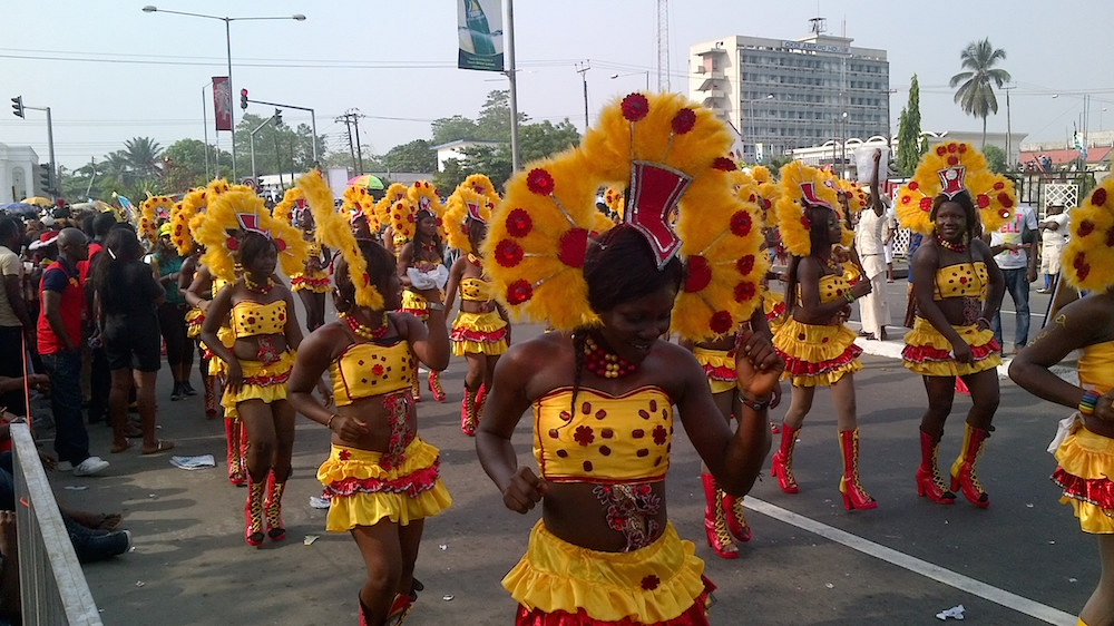 Christmas Traditions in the Nigeria