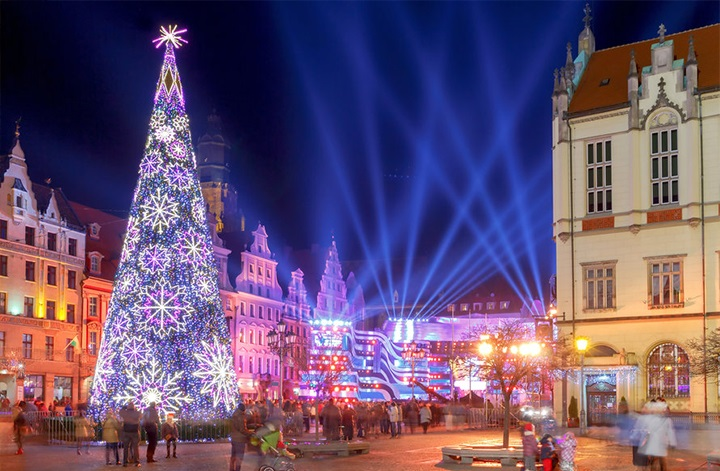 Christmas Celebration in the Poland plays major part in Polish culture