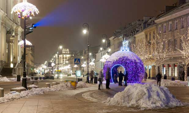 Christmas in Poland is season when pagan and Christian customs mingle