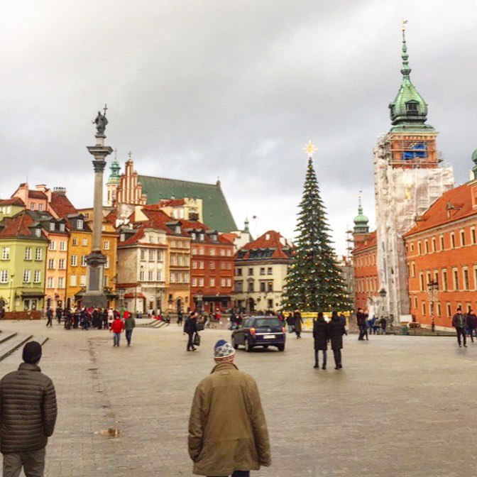 After Christmas Eve - Merry Christmas in Poland
