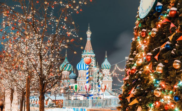 How to Celebrate Christmas in Russia