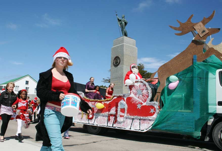 Christmas Traditions in Falkland Islands