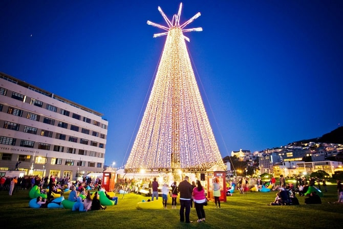 Merry Christmas in New Zealand – Great festivals and event