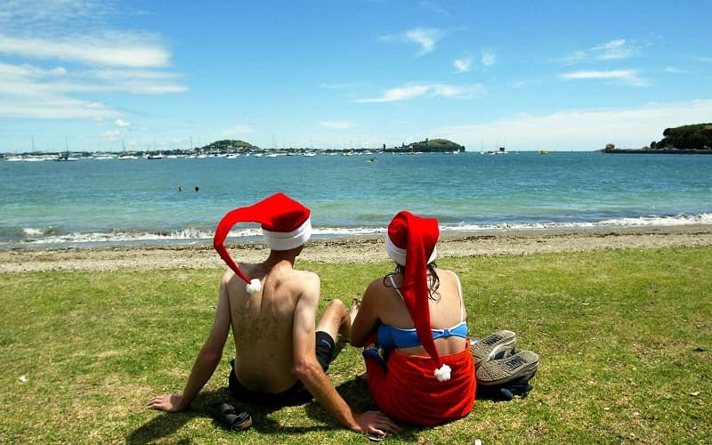 Christmas Traditions in New Zealand