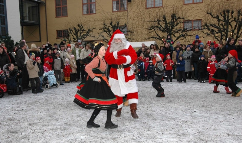 Merry Christmas In Norwegian.Christmas In Norway Celebration And Traditions Of Christmas
