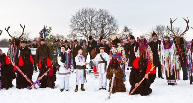 How to Celebrate Christmas in Romania