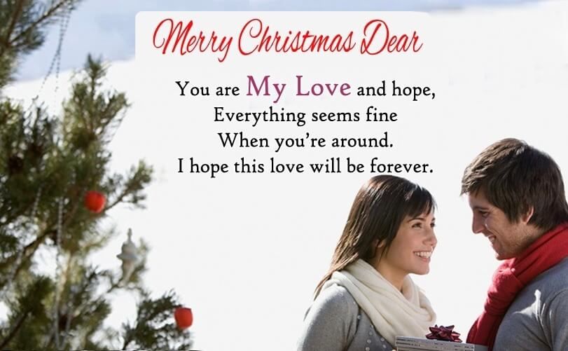 Merry Christmas Quotes for Wife