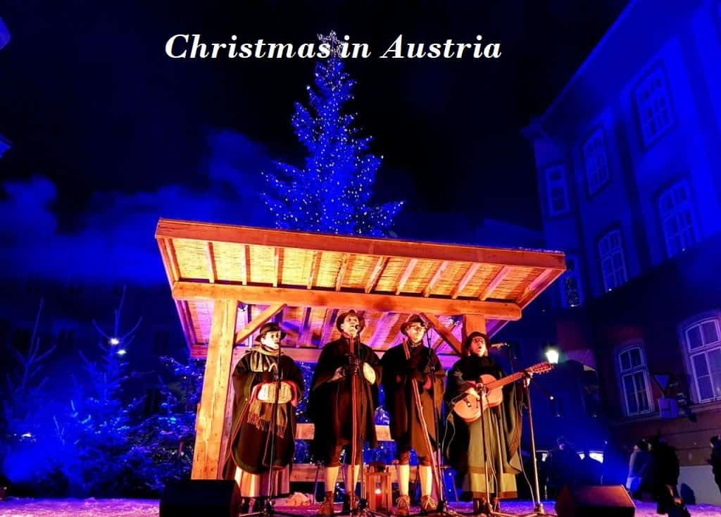 Christmas in Austria
