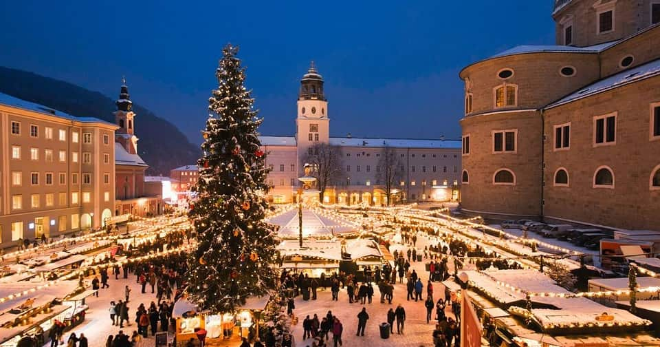 Christmas Celebrations in the Austria - Christmas Symbol