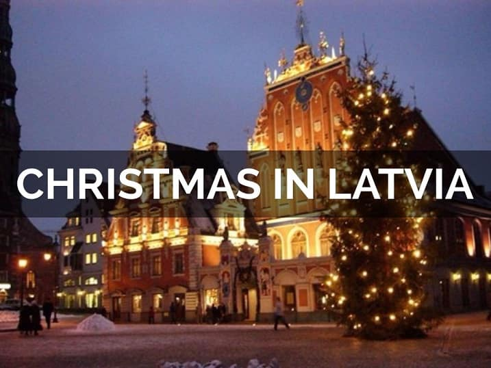 Christmas in Latvia
