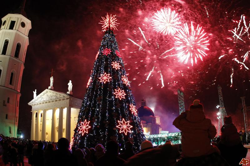 Christmas Celebration in Lithuania