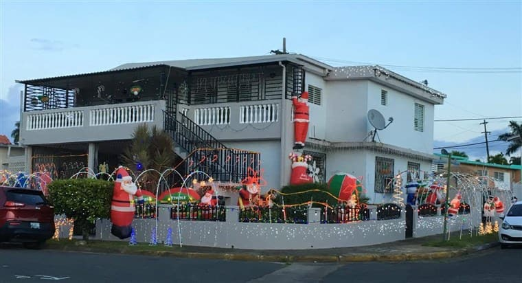 Christmas Celebration in Puerto Rico