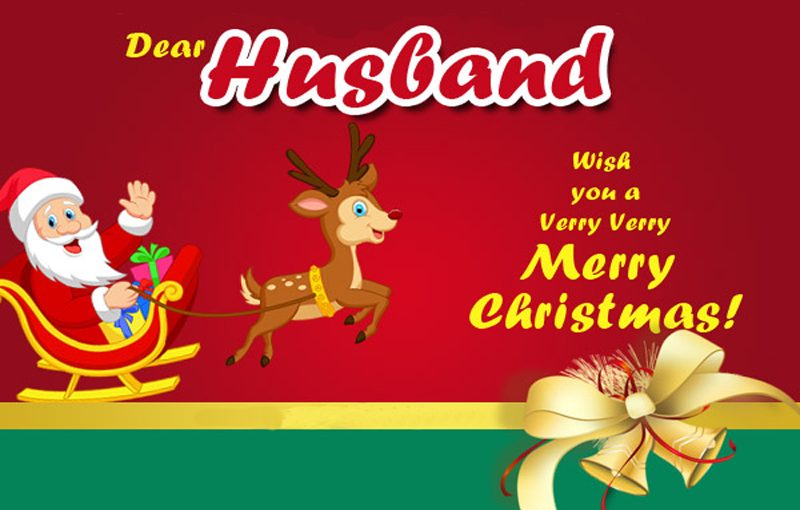 Merry Christmas Messages For Husband