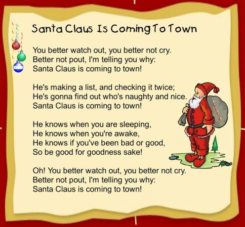 Merry Christmas Carols Song Lyrics