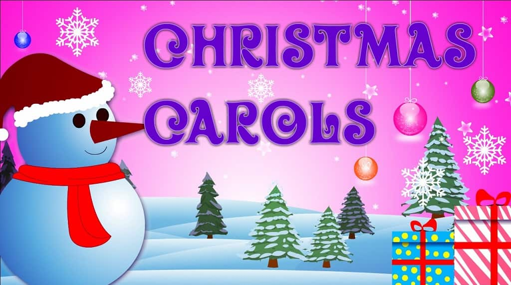 Wish You A Merry Christmas Carols, Xmas 2018 Carols Lyrics For Kids