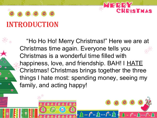Proposal Essay  Healthy Living Essay also Fahrenheit 451 Essay Thesis Merry Christmas Essay Christmas  Essay For Kids In  Examples Of Essay Papers