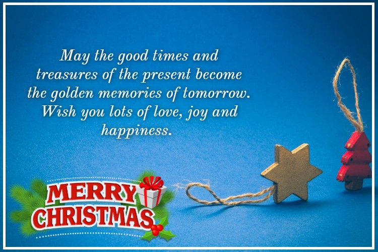 Christmas Quotes for Friend
