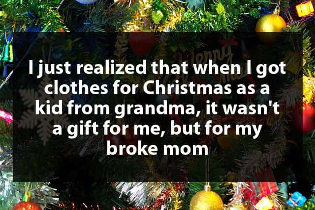 christmas thoughts about family