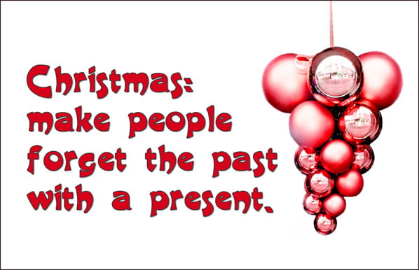 christmas thoughts of the day