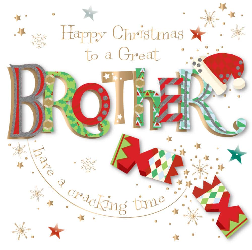 Christmas Quotes for Brother
