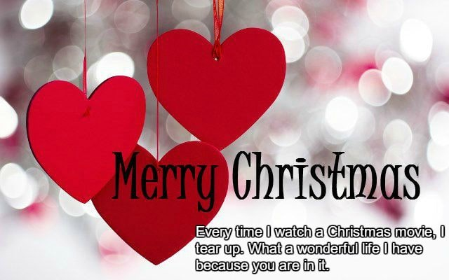 Christmas 2019 Wishes For Girlfriend