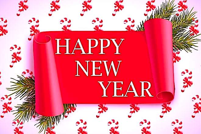 All photos new year wishes